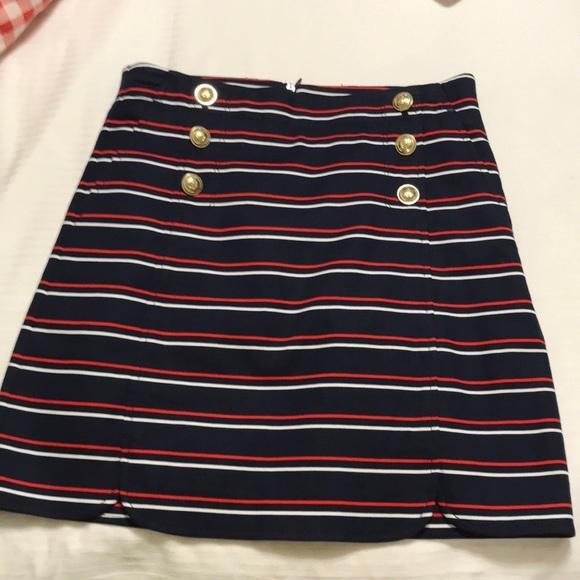 07a810184f Tommy Hilfiger Skirts | Striped Sailor Skirt | Poshmark